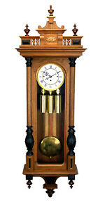 history of vienna regulator clocks