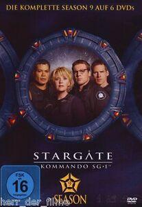 STARGATE SG-1 SEASON 9 (Box-Set 6 DVDs) NEU+OVP - Oberösterreich, Österreich - Widerrufsbelehrung Widerrufsrecht Sie haben das Recht, binnen vierzehn Tagen ohne Angabe von Gründen diesen Vertrag zu widerrufen. Die Widerrufsfrist beträgt vierzehn Tage ab dem Tag an dem Sie oder ein von Ihnen benannter - Oberösterreich, Österreich