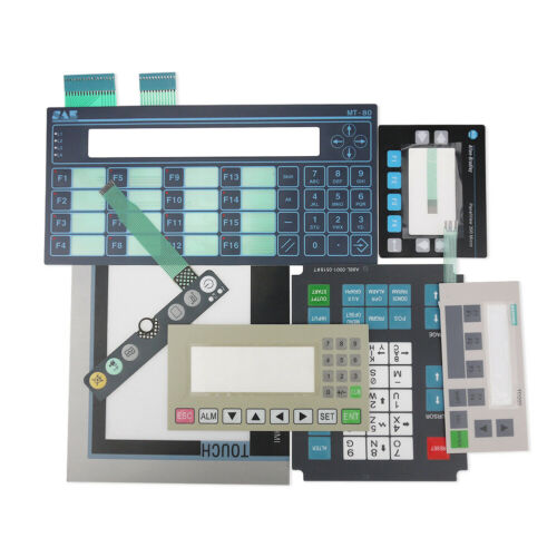 For PanelView Plus 700 2711P-T7C4D1 2711P-T7C4D2 Touch Screen Panel 152*117mm