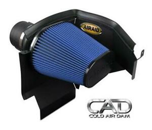 Airaid ColdAir Dam SynthaMax Dry Filter Intake For 11-14 Dodge Charger   353-210