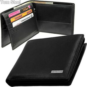 SAMSONITE-RFID-NFC-Geldboerse-sicher-secure-wallet-purse-Portemonnaie-Geldbeutel