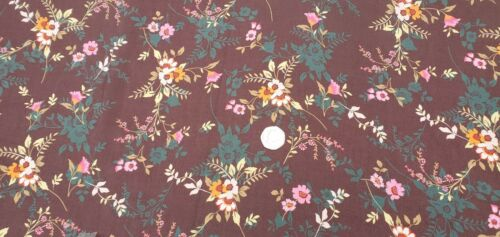 dress fabric Viscose Fabric 100/% per metre /'Soldado A/'