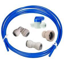 Universal approvvigionamento idrico Tubo Tubo Flessibile Collegamento Kit 5 PER FRIGORIFERI AMERICANI