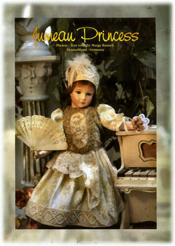Gildebrief 1//2001 in CD Format Dollmaking Antique Dress Patterns Baby Stuart