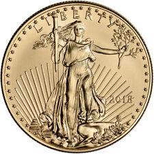 2018 American Gold Eagle (1 oz) $50 - BU