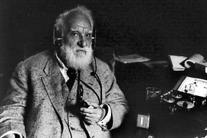 New 5x7 Photo: Technology Telephone Inventor Alexander Graham Bell