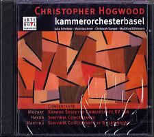 Christopher HOGWOOD: MARTINU MOZART HAYDN Sinfonia Concertante CD Arte Nova 2006