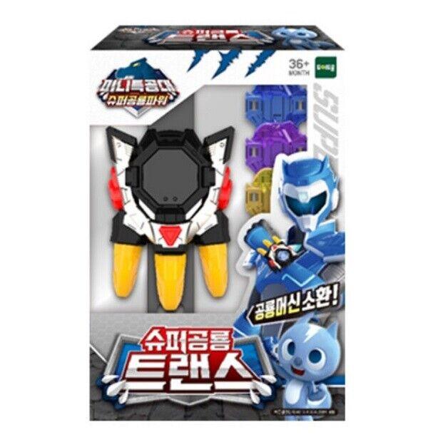 Miniforce Super Dino Power SUPER-DINO-TRANS Wrist Figures Gift Kids Toys_amga