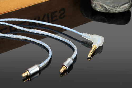 OFC Silver Plated Upgrade Audio Cable For Audio-technica ATH-LS40 LS70 LS50 iS