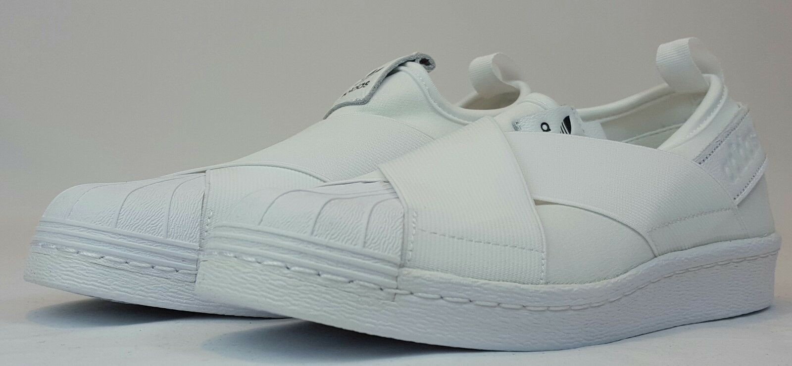 EXCLUSIVE ADIDAS SIZES SUPERSTAR WOMEN SLIP ON SIZES ADIDAS 5-10 $64.50 S81338 FREE SHIPPING 1a6faa