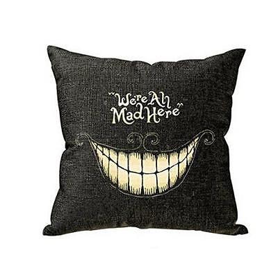 """Fashion 18"""" Linen Cotton Throw Pillow Case Cushion Cover Home Sofa Art Decor"""