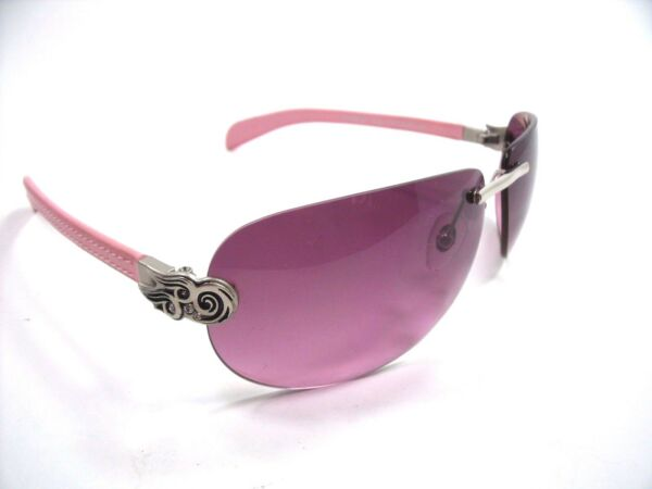 ee319bd1f9 Silver Dagger Sunglasses PEBBI Silver Rose C2 size 66mm Frame New