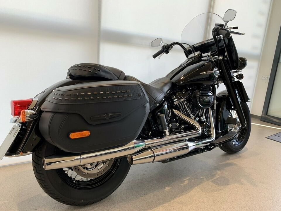 Harley-Davidson, FLHCS Heritage Classic 114, ccm 1870