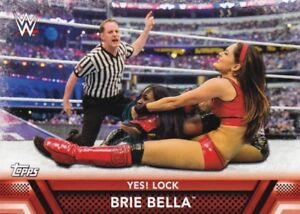 2017-Topps-Wwe-Women-039-s-Division-Trading-Card-Finishers-F-5-Brie-Bella