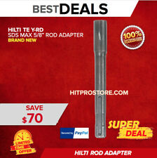 Hilti Te Y Rd Sds Max 58 Rod Adapter Brand New Fast Shipping