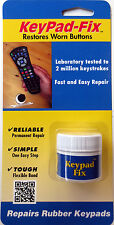 KEYPAD FIX - Permanently Repairs All Rubber Keypads