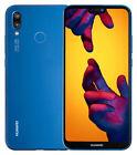 Huawei P20 lite - 64GB - Klein Blue (Ohne Simlock) (Dual Sim)