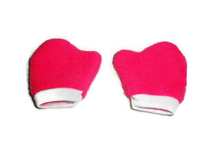 Neon-Pink-Mittens-18-034-Doll-Clothes-Fits-American-Girl-Dolls