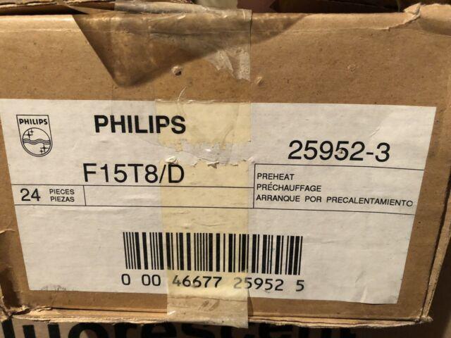 F15T8D PHILIPS F15T8//D NEW IN BOX