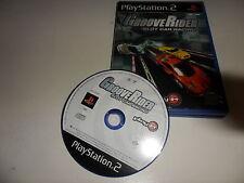 PlayStation 2  PS 2  Groove Rider Slot Car Racing
