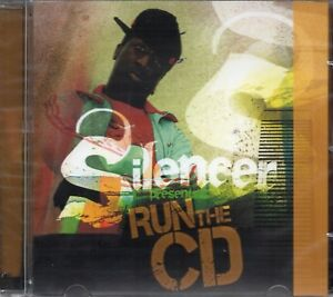 Silencer-Presents-Run-The-CD-2010-CD-Electronic-Grime-Dubstep-New-amp-Sealed
