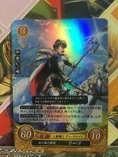 Fire Emblem 0 Cipher Thracia 776 Trading Marker Card Leif Leaf 11//2017 Prize