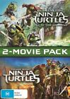 Teenage Mutant Ninja Turtles / Teenage Mutant Ninja Turtles - Out Of The Shadows (DVD, 2016, 2-Disc Set)