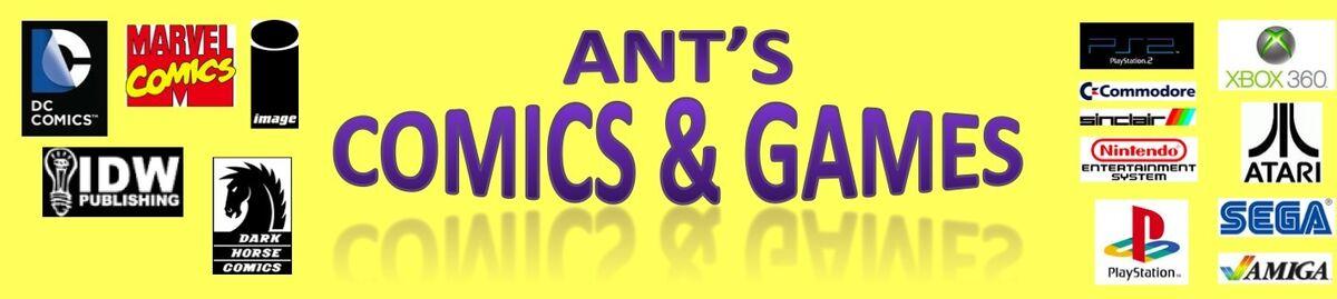 antscomicsandgames
