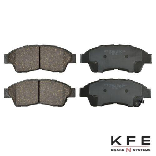 Premium Ceramic Disc Brake Pad FRONT Fits Toyota Corolla Rav4 Camry Prizm KFE562