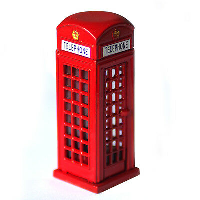 red telephone booth pencil sharpener,telephone box shaped pencil sharpener