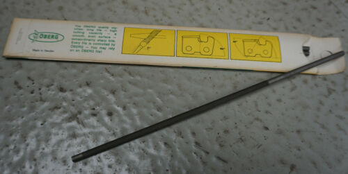 Öberg 3 Feilen Kettensägen Schärfer 4 mm W020-1047