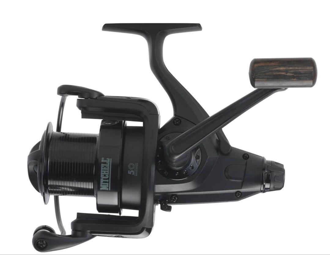 Mitchell nuevo Avocast 7000  FS Cocherete Libre Negro Edición Reel De Pesca - 1433017  El ultimo 2018