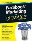 Facebook Marketing For Dummies by John Haydon (Paperback, 2015)