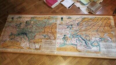 Find Gammel Landkort I Hobby Kob Brugt Pa Dba