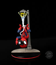 Spider-Man Hanging with Camera Marvel Q-POP (Q-Fig) Figure by Quantum Mechanix