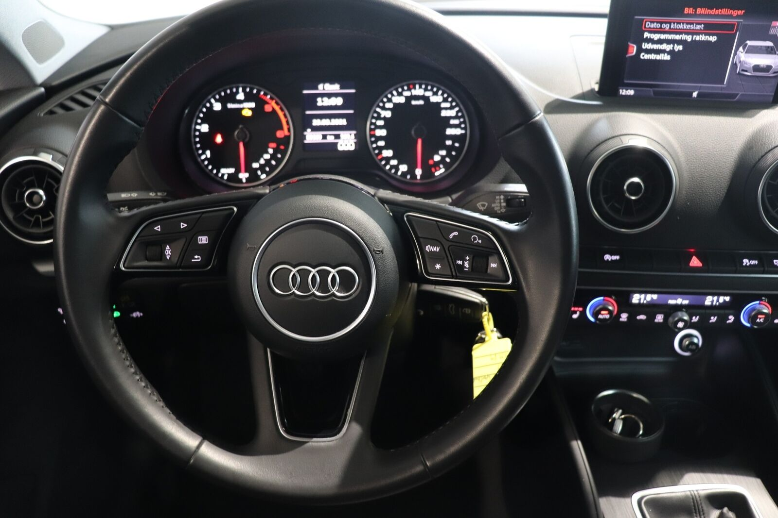 Audi A3 TDi 116 Sportback