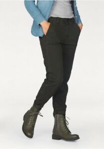 Mode Lifestyle femme G STAR G star Bronson Mid Skinny Chino L34