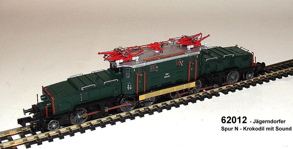 Jägerndorfer 62012 - Electric Locomotive - baur. 1089 the ÖBB with Sound