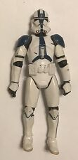 Hasbro Star Wars Legacy Collection 501st Legion Clonetrooper w/battle gear, used