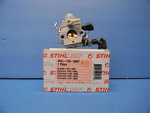 Stihl blower bg56 bg86 sh56 sh86 oem carburetor new 4241 120 image is loading stihl blower bg56 bg86 sh56 sh86 oem carburetor fandeluxe Gallery