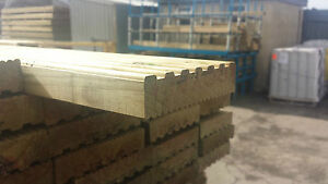 Decking-High-quality-dual-sided-Redwood-Fully-treated