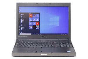 Dell-Precision-M4600-15-034-Intel-i7-16GB-RAM-500GB-HDD-Win-10-WiFi-B-Grade-Laptop