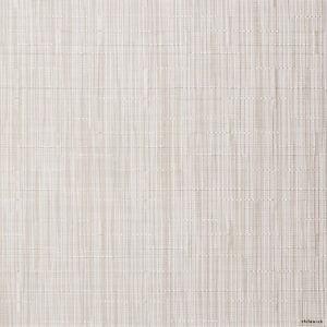 Chilewich Latex Bamboo Indoor Outdoor Floormat Coconut Medium 2 ft 11 in x 4 ft