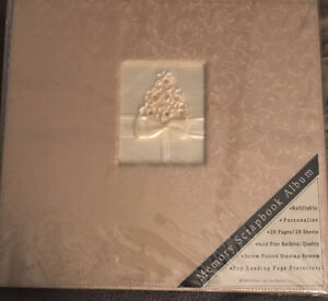 Scrap-Book-Memory-Album-20-Sheets-Refill-AcidFree-Archival-Quality-Screw-Posted