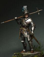 Italienischer Ritter, Italian knight, 75mm, Bausatz.