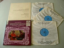 J.S. BACH Harpsichord Concertos Nos. 1-8 Kipnis Marriner vinyl 3LP box set