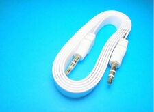 3.5mm AUX/Auxiliary Male Stereo Audio Cable for Smartphone,iPod,PC,Car Stereo 1M