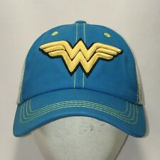item 7 Wonder Woman Hat Adult Baseball Cap Womens Hats DC Comics Superhero  T113 J9130 -Wonder Woman Hat Adult Baseball Cap Womens Hats DC Comics  Superhero ... a7da2f8fc592