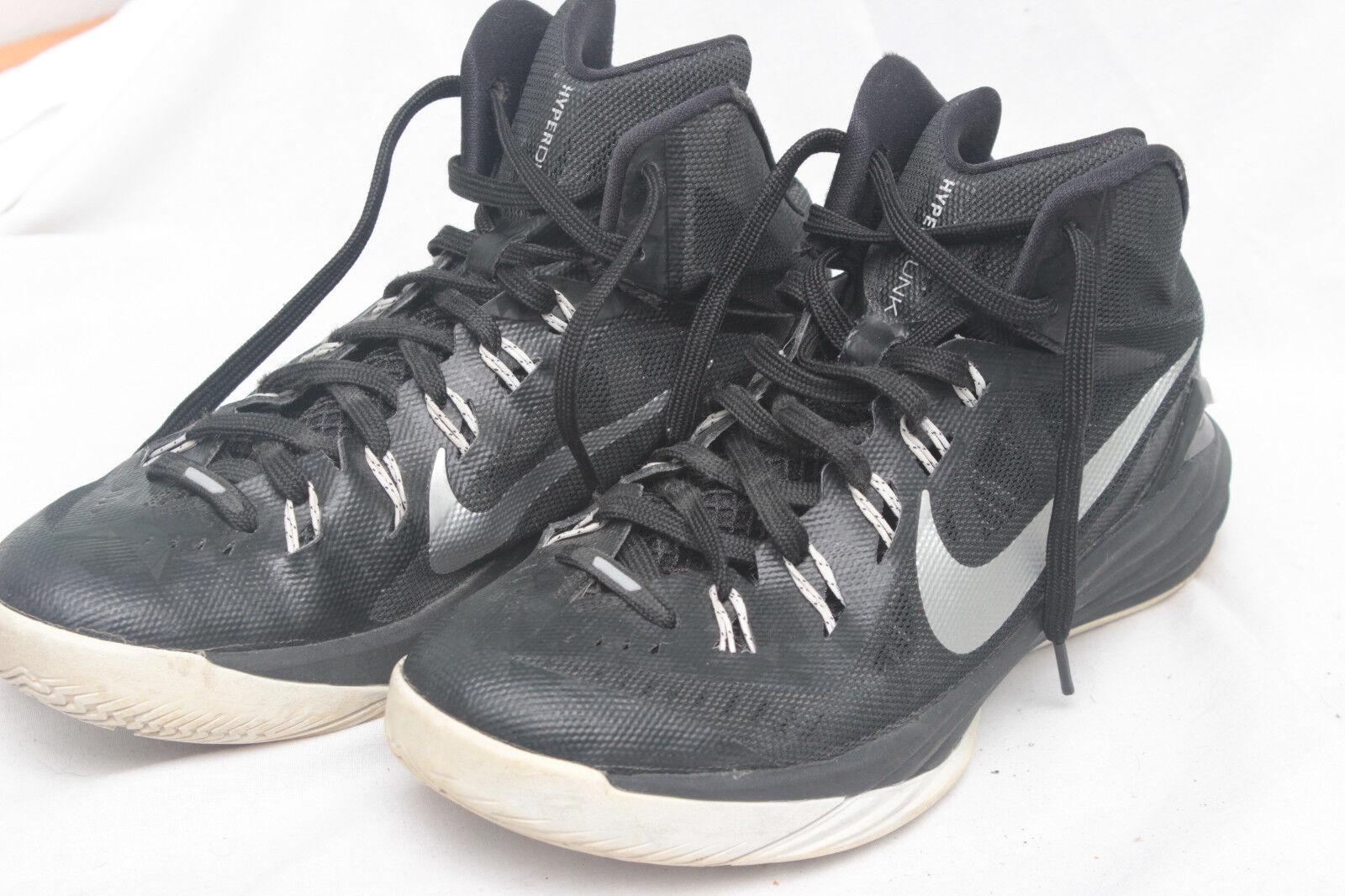 Seasonal clearance sale Nike Hyperdunk Black High Top Basketball Shoes Comfortable