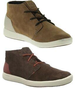 merrell men's new freewheel bolt chukka shoes suede